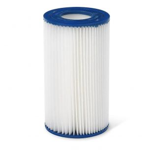 Type 3 filter cartridge Type 3 filter cartridges for Alice's Garden pool pump, Ø106 x H203mm compatible with Saphir pool (3785 L/h cartridge filters)