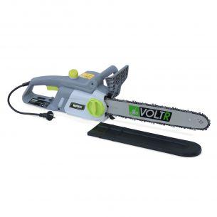 """Tronçonneuse électrique 2000W Tronçonneuse électrique VOLTR 2000 W  40cm (16""""), élagage, abattage d'arbres, Normes CE"""