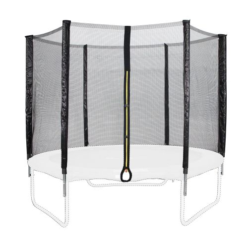Antarès OUTER Kit de remplacement de filet de protection de trampoline, ANTARES OUTER, pour trampoline Pluton Ø250cm