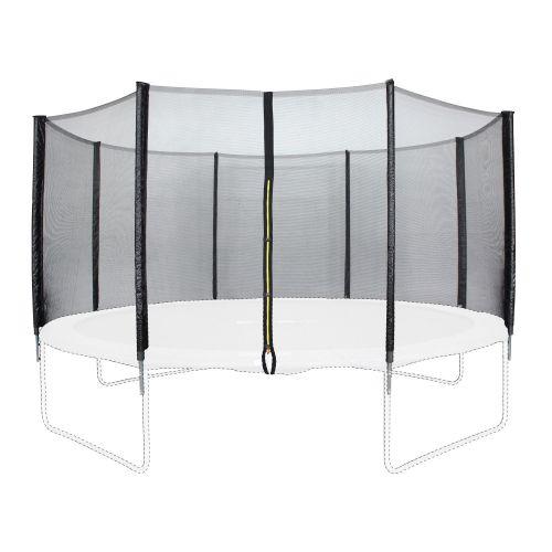 Antarès OUTER Kit de remplacement de filet de protection de trampoline, ANTARES OUTER, pour trampoline Venus Ø430cm
