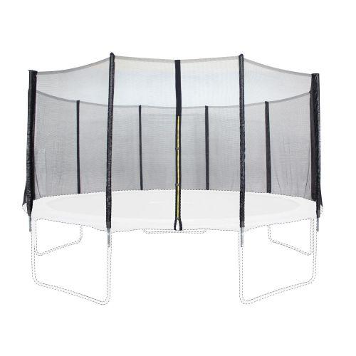 Antarès OUTER Kit de remplacement de filet de protection de trampoline, ANTARES OUTER, pour trampoline Neptune Ø460cm