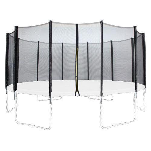 Antarès OUTER Kit de remplacement de filet de protection de trampoline, ANTARES OUTER, pour trampoline Jupiter Ø490cm
