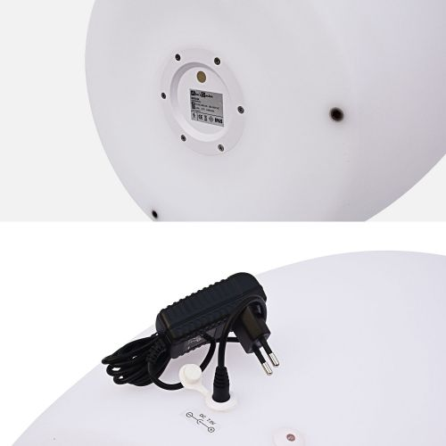 GOCCIA GOCCIA – Lampe LED en forme de goutte 150cm, rechargeable