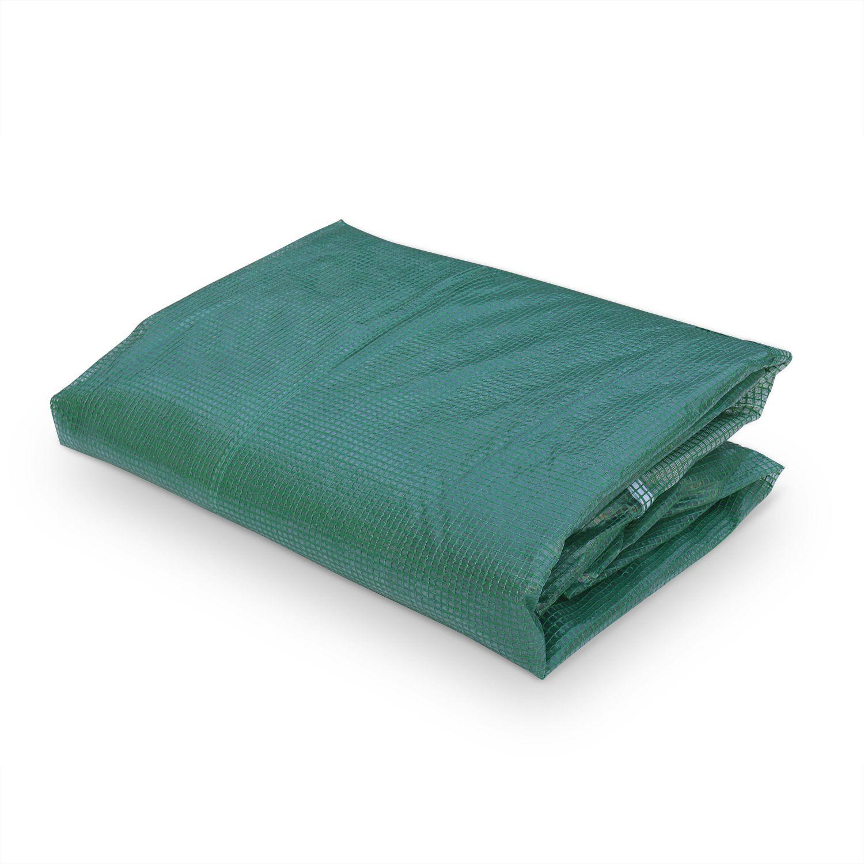 Takefuns Housse de serre /à 3 niveaux en PVC pour serre de remplacement pour serre ou serre ext/érieure pour protection contre le froid et le gel