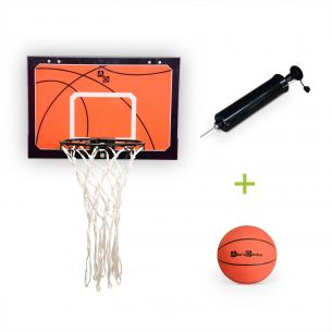 MAGIC Mini panier de basket MAGIC accroche murale ou sur porte avec ballon